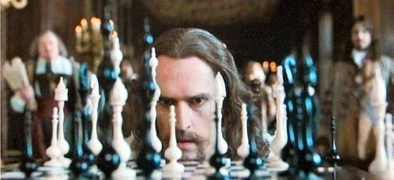 Rupert Everett Dougray Scott chess schach Mike Barker To Kill A King